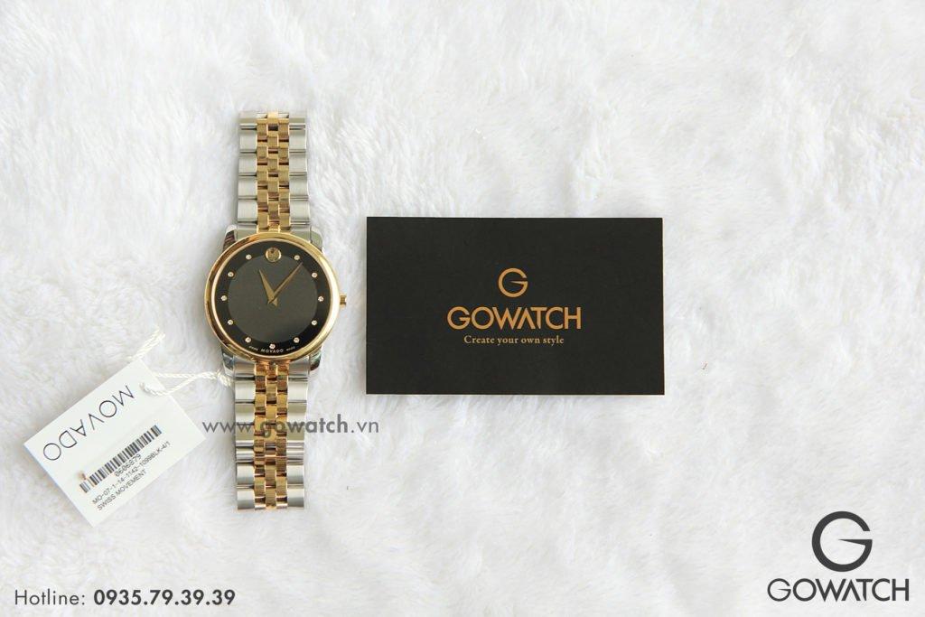 Phân khúc giá đồng hồ movado từ trên 20 triệu