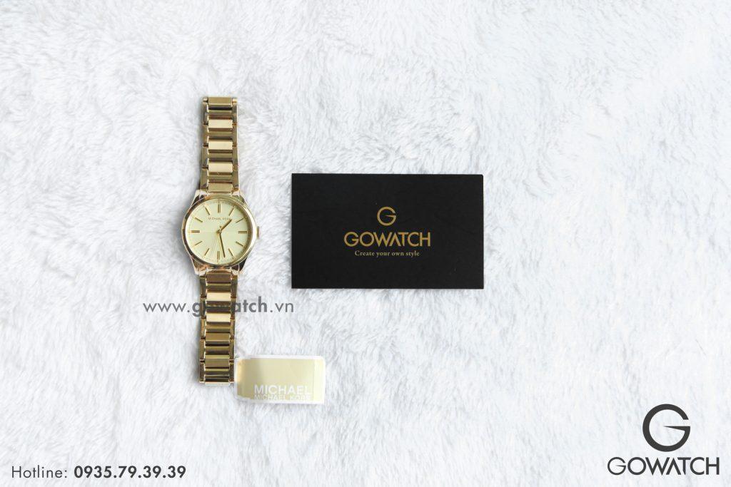 Mẫu đồng hồ Michael Kors MK3615W cho nữ