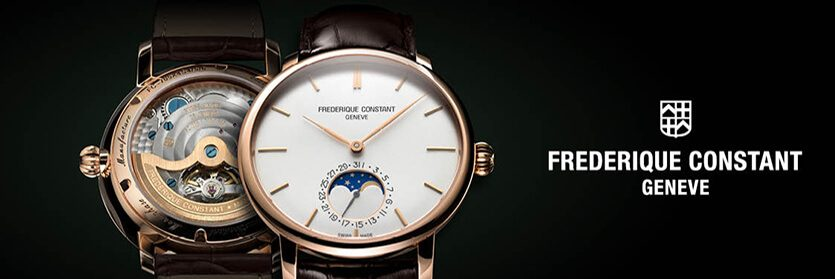 Thương hiệu đồng hồ Frederique Constant