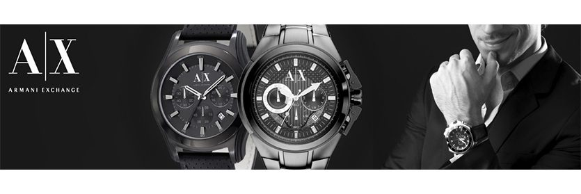 Thương hiệu đồng hồ Armani Exchange