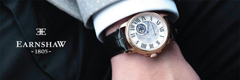 Thương hiệu đồng hồ Earnshaw - 1