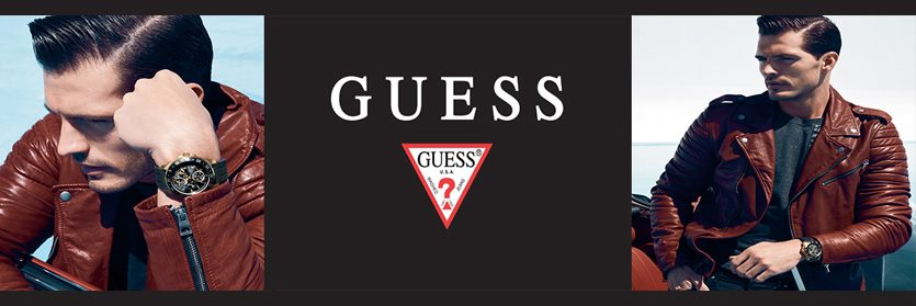 Thương hiệu đồng hồ Guess
