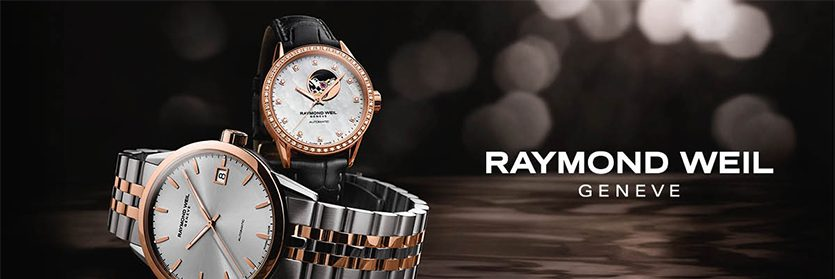 Thương hiệu đồng hồ Raymond Weil
