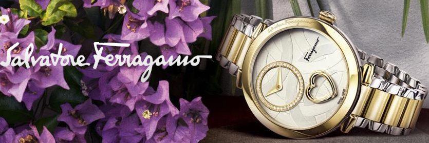 Thương hiệu đồng hồ Salvatore Ferragamo