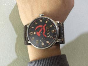 Thương hiệu đồng hồ cccp