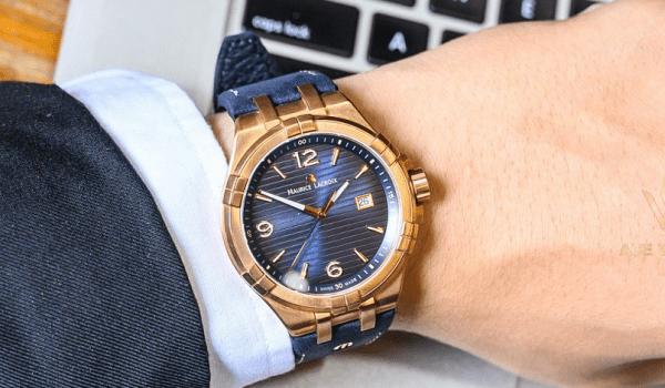 Đồng hồ Maurice Lacroix khẳng định giá trị thương hiệu qua chất lượng sản phẩm