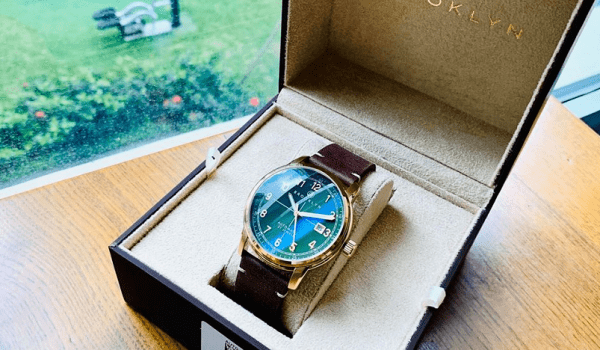 Thương hiệu đồng hồ Brooklyn Watch Co ra đời từ lòng yêu nước Mỹ